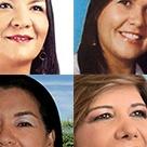 Estas son las pocas mujeres que mandarán en las Alcaldías de Santander